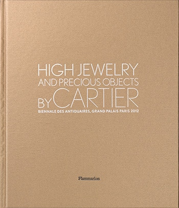 High Jewelry and Precious Objects by Cartier - Biennale des antiquaires