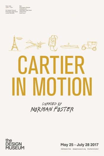 Cartier in Motion