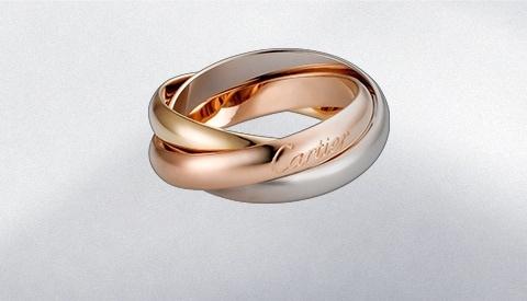 c23af6231f0d Золото трех цветов. br  Три кольца. Легенда.