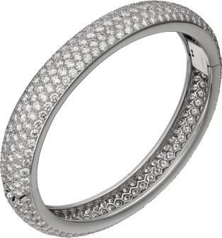 27c7cc76af60 CRHP600115 - Браслет Diamants Classiques - Платина, бриллианты - Cartier